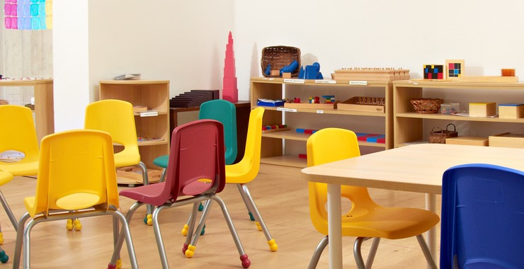 Education cleaning service