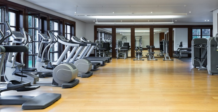 Gym & leisure cleaning service
