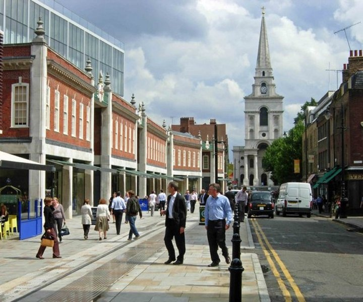 Spitalfields cleaners